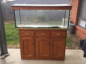 Fish tank and stand for sale Bairnsdale East Gippsland Preview