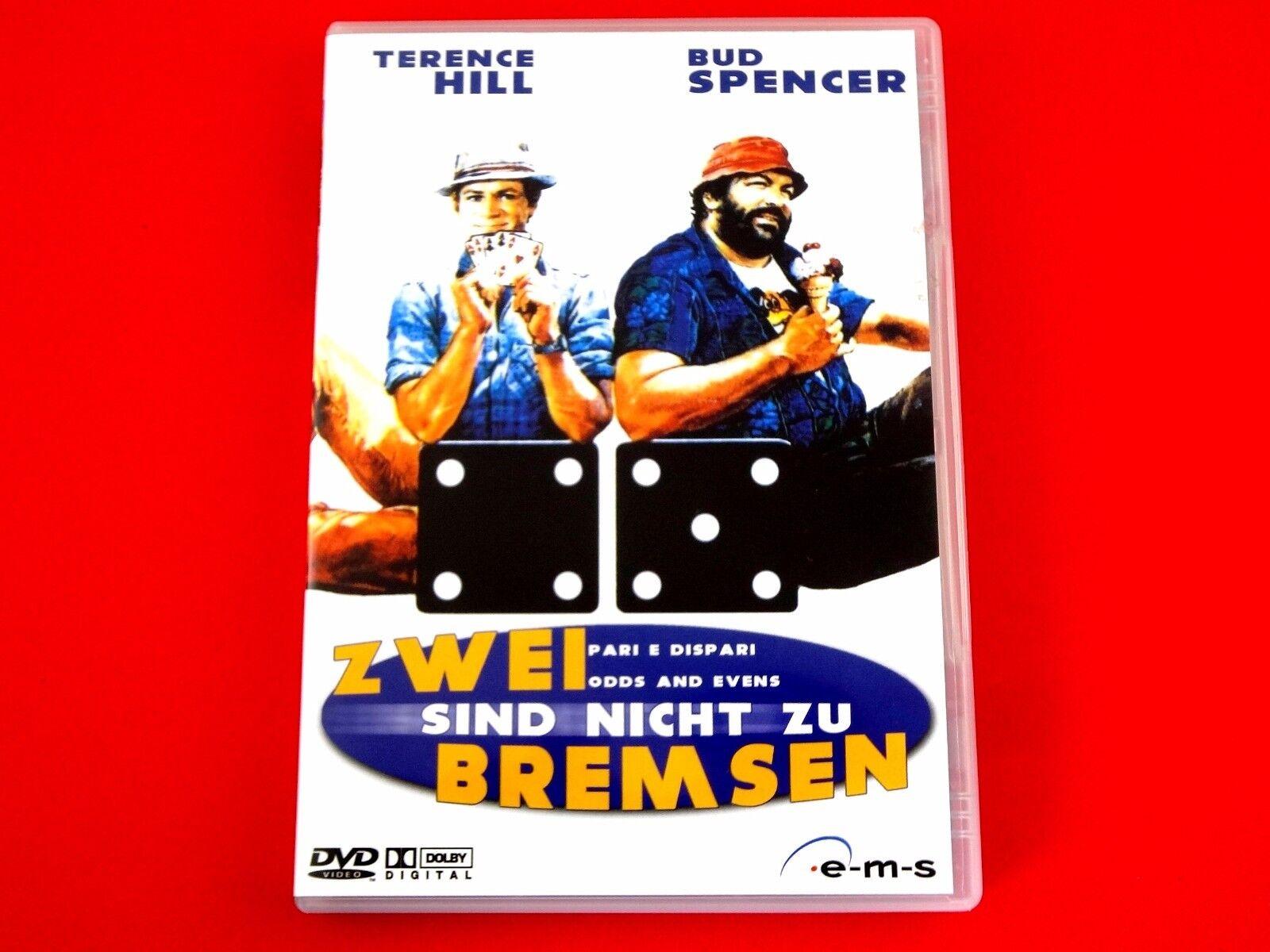 DVD  Zwei sind nicht zu bremsen - Bud Spencer , Terence Hill