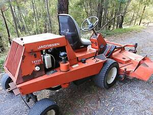 OUTFRONT MOWER JACOBSEN JOHN DEERE RIDE ON MOWER SLASHER Mount Evelyn Yarra Ranges Preview