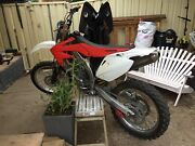 Crf450r Balgownie Wollongong Area Preview