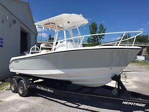 New 2017 Edgewater 208CC Center Console Boat