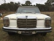 1969 Mercedes-Benz 250 Sedan Goulburn Goulburn City Preview