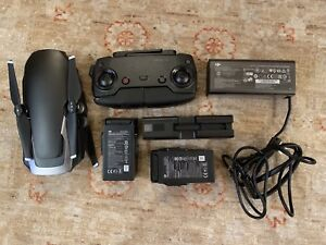 Almost new dji Mavic pro fly more combo for sale