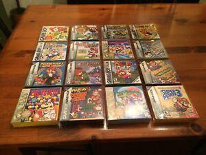 Game Boy Game Boy Color Game Boy Advance Games Mario Yoshi