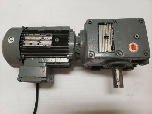 Sew-Eurodrive Gear Drive S52DT80K4, S52A Gear reducer