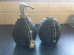 Soap dispenser and toothbrush holder Baulkham Hills The Hills District Preview