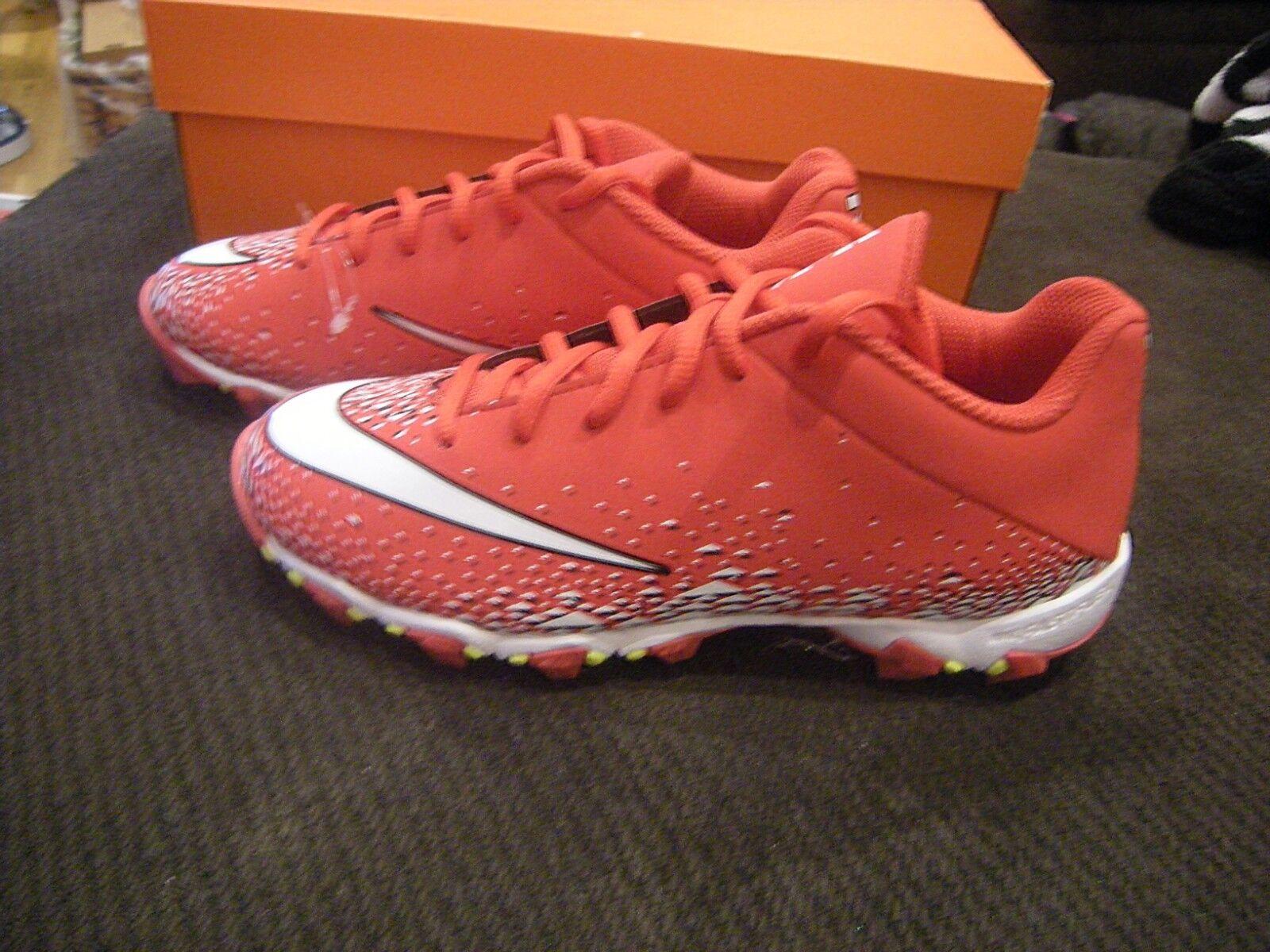 Boy's Nike 'Alpha Shark 2 3/4' Football Cleat, Size 2 M - Bl