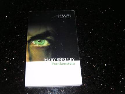 FRANKENSTEIN by Mary Shelley*EXCELLENT CONDITION**