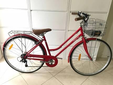 New Ladies Retro Vintage Classic Bike