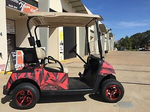 2011 EZGO RXV Custom Golf Cart by Xtreme Skins Custom Carts Chelmer Brisbane South West Preview