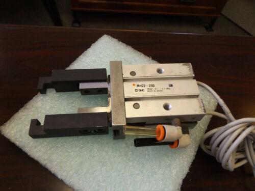 WHOLESALE LIQUIDATION SMC MHZ2-25D ACTUATOR GRIPPER