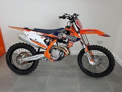 KTM 350 SX-F 2018 available with finance