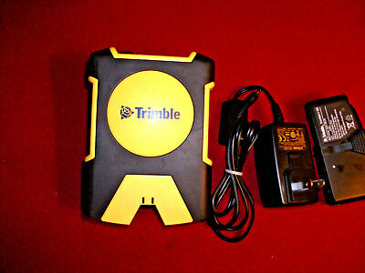 Trimble Gps Pathfinder Pro Xt Battery Charger Pole Connector Leica Topcon Sokkia