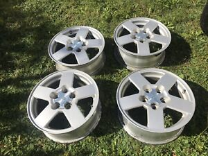 2007 Chevy Impala Alloy Wheels