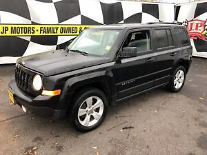 2012 Jeep Patriot North Edition, Heated Seats, Power Group, 4x4