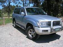 2002 Toyota LandCruiser Wagon Cheltenham Kingston Area Preview