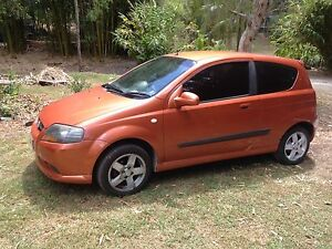 2005 Holden Barina Hatchback (swap or trade) Boyland Ipswich South Preview