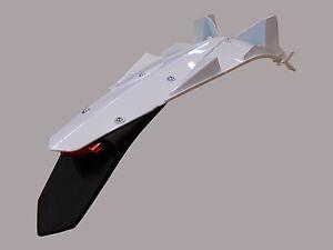 Ufo Rear Fender white Rear Fender Husqvarna TE 511 11-13