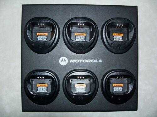 Motorola WPLN4171AR Gang Charger CP200 PR400 CP150 CP200XLS