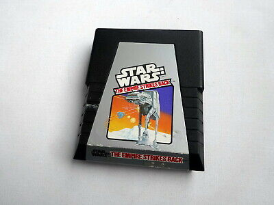 Atari 2600 Parker Bros Star Wars The Empire Strikes Back Tested & Working