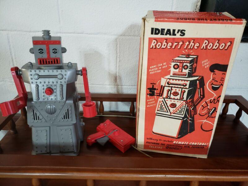 IDEAL ROBERT THE ROBOT 1950