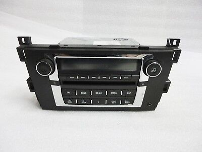 2006-2007-2008-2009 GM CADILLAC DTS SRX AM/FM CD RADIO PLAYER MP3 AUX OEM #51C