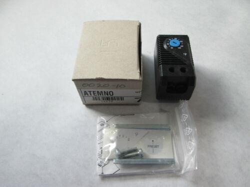 New Hoffman ATEMN0 Temperature Control Thermostat (A-TEMN0)