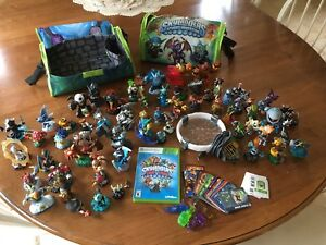 X-Box 360 Skylanders Trap Team Game, Portal & Characters