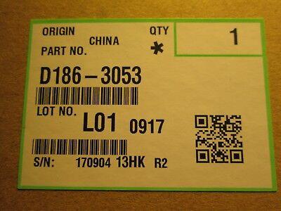 Genuine Ricoh Savin Lanier Black Developer Assembly D186-3053 D1863053