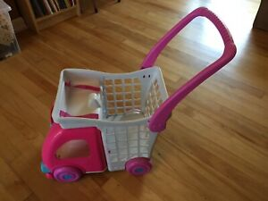 Child's shopping cart