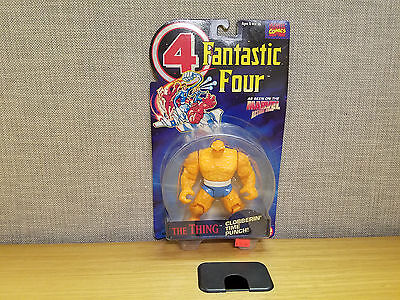1994 Fantastic Four Toybiz The Thing Action Figure, Brand New!