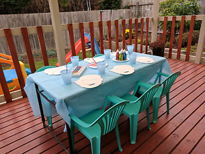 Party hire - Tables, chairs, selfie frame & much more Springvale Greater Dandenong Preview