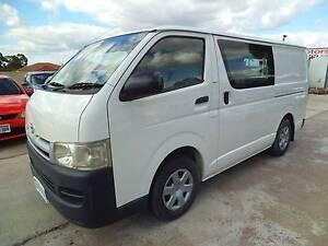 2006 Toyota Hiace Van/Minivan PETROL MANUAL $12990