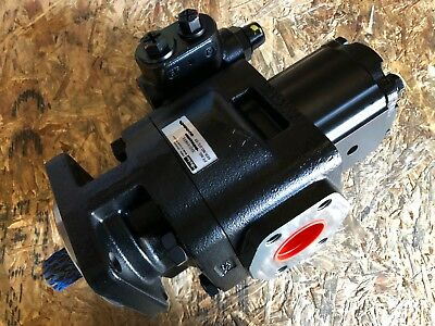 Genuine Parkerjcb Hydraulic Pump 332e6671 Made In Eu