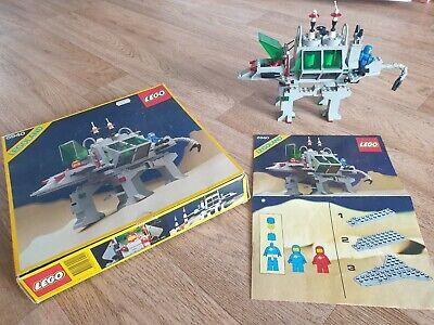 Vintage Space Lego complete set  #6940.
