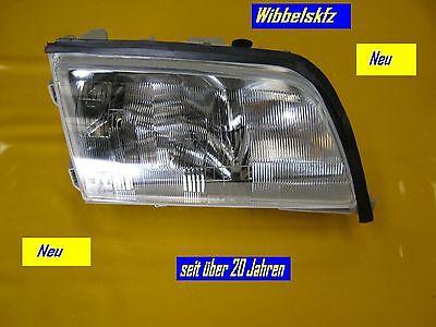 Mercedes-Benz W202,   Frontscheinwerfer rechts,  Beifahrerseite