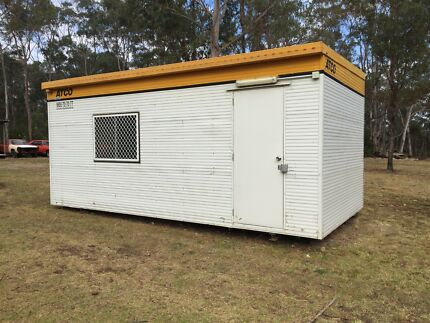 Site Shed 6 x 3 metres