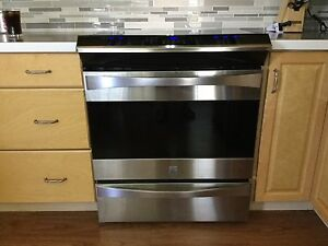 Kenmore Elite Slide In Range