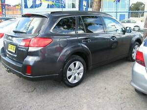 2010 Subaru Outback Premium AWD Mitchell Gungahlin Area Preview