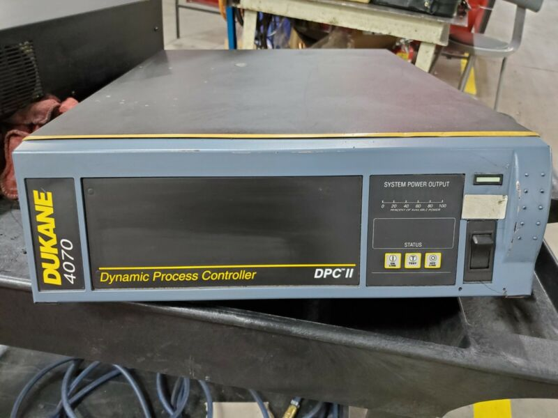 Dukane 4070 DPCII Dynamic Process Controller