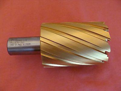 Nos Hougen 34390 Rotabroach Annular Cutter 3 58 X 4 X 1 Ticn Teeth 12 Usa