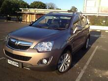 2015 MY Captiva 5LT Auto, Free Servicing, Road Assist, Prem Paint West Ryde Ryde Area Preview