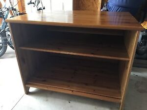 IKEA tv stand and coffee table