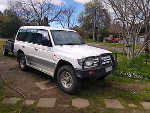 Mitsubishi pajero O'Connor North Canberra Preview