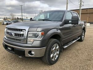 2014 FORD F-150 - Pickup Truck XLT SUPERCREW 5.5-FT