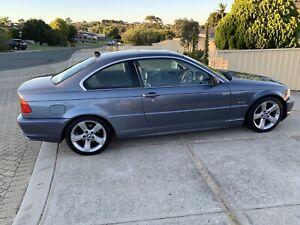 2001 BMW 320Ci