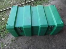 Plastic lockable Space case storage box. Meadowvale Bundaberg Surrounds Preview
