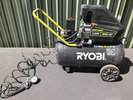 Ryobi air compressor