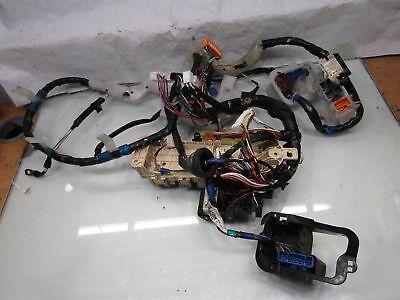 Lexus Soarer Toyota SC300 91-00 JZZ31 relay fuse box board wiring harness loom