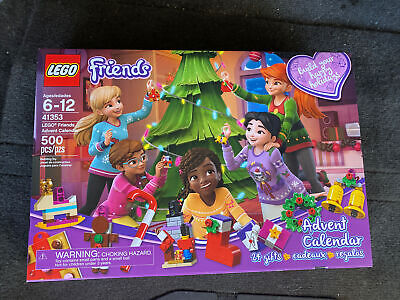 NIB Never Opened. Lego Friends Advent Calendar # 41353